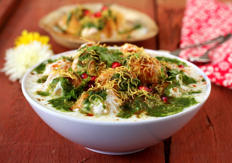how to make dahi bhalla