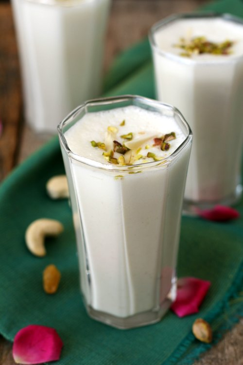 dry fruit milkshake recipe