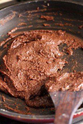 chocolate mawa