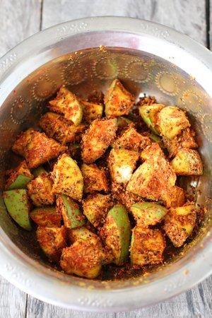 aam ka achar spices