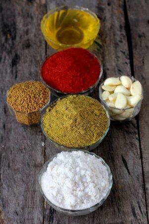 avakai ingredients