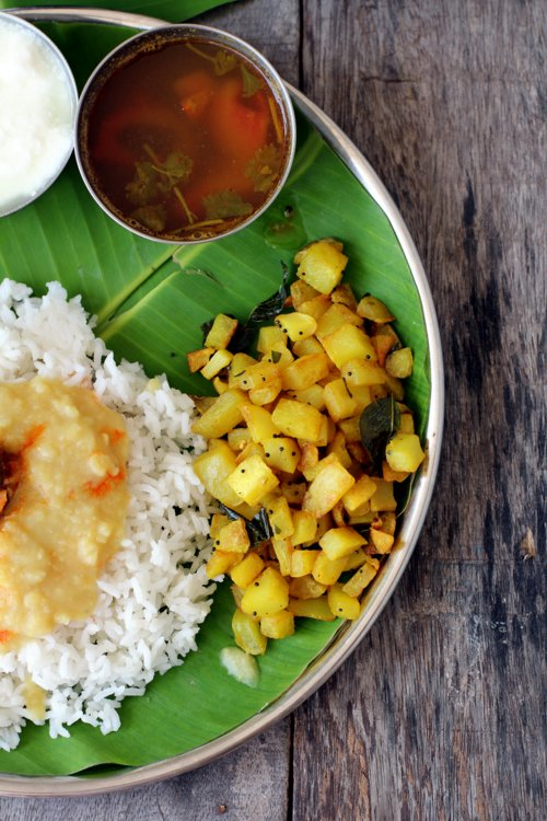 South indian recipes archives indian food recipes food and potato fry recipe easy quick south indian style forumfinder Choice Image