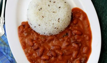 rajma recipe