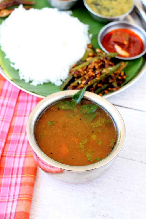 Rasam recipe how to make rasam south indian rasam recipe forumfinder Choice Image