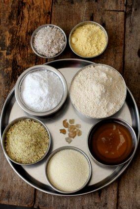 panjiri ingredients