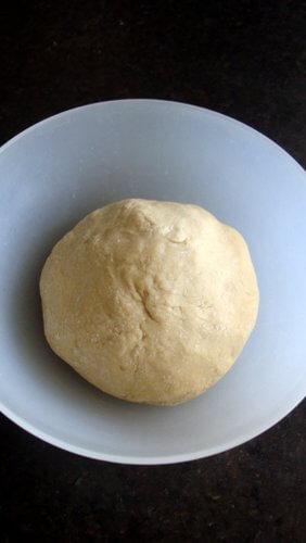 lachha paratha atta dough