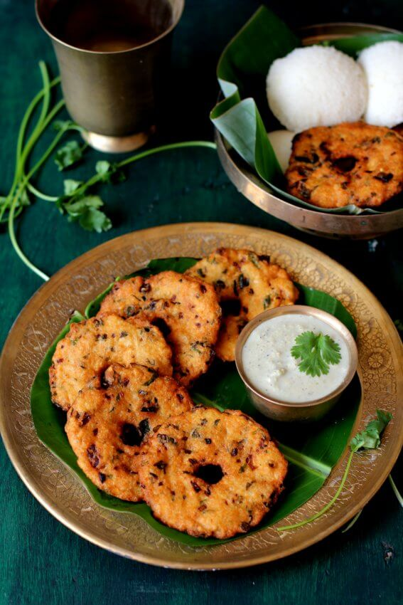 Indian snacks and starter recipes archives indian food recipes keerai vadai forumfinder Images