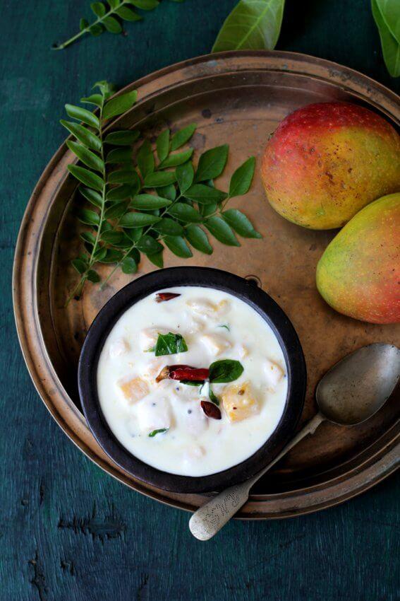 andhra style sweet mango chutney