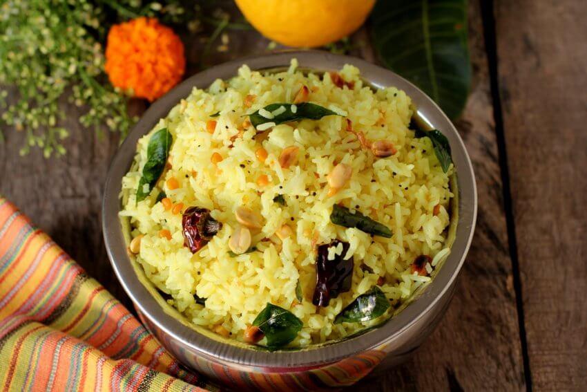 dabbakaya pulihora recipe