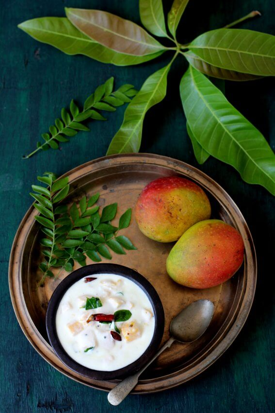 Andhra recipes archives indian food recipes food and cooking blog mamidipandu perugu pachadi andhra style ripe mango chutney forumfinder Images