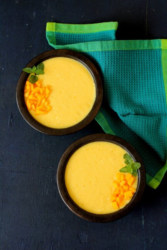 Mango pudding recipe how to make mango pudding dessert mango pudding forumfinder Images