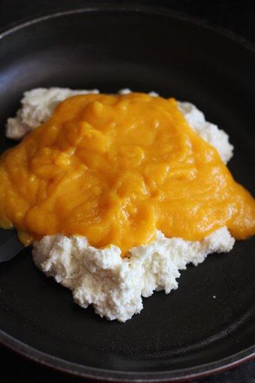 mango sandesh bengali sweet
