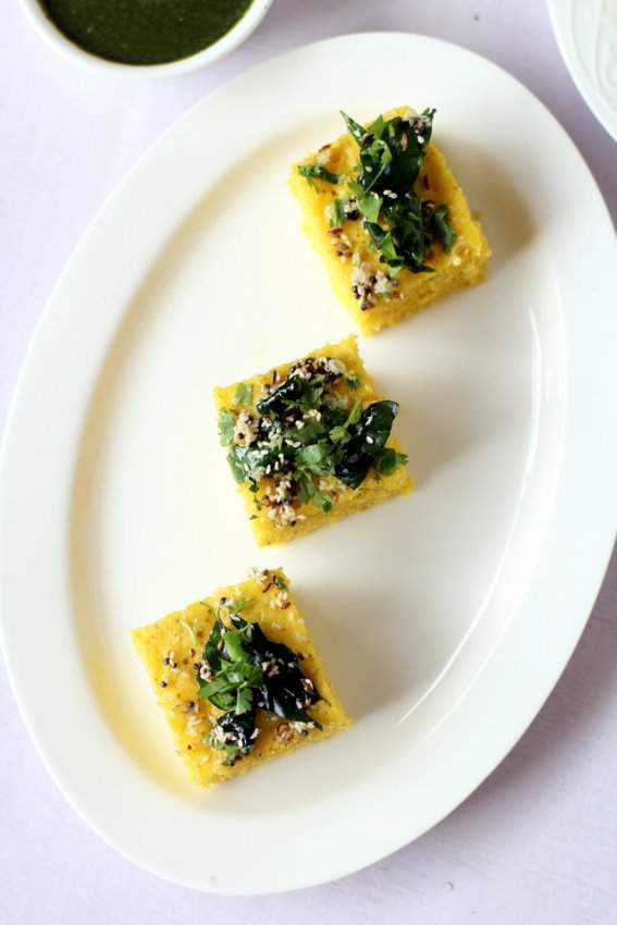 Indian food recipes food and cooking blog indian food blog on dhokla recipe forumfinder Image collections