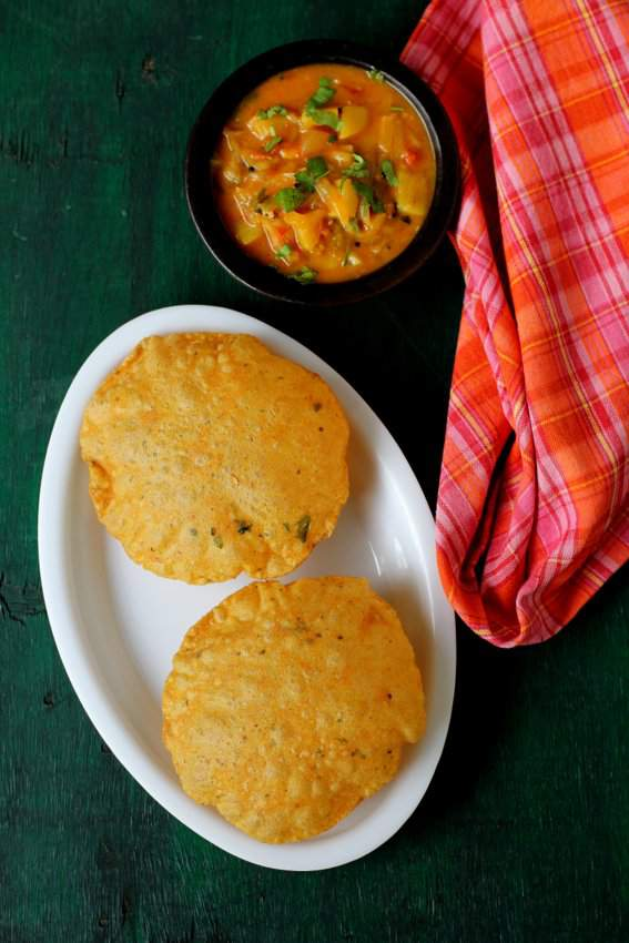 Indian food recipes food and cooking blog indian food blog on masala poori forumfinder Choice Image