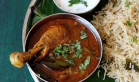 spicy chicken curry recipe Indian