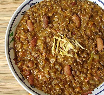 Dal Makhani - Punjabi dal dish